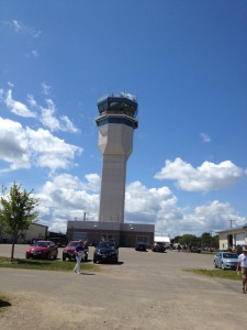 World's Busiest Control Tower, Oshkosh, WI